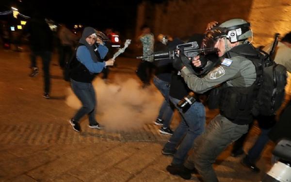 Iran Desak PBB Kutuk Tindakan Israel di Yerusalem