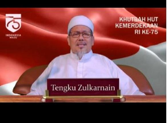 Ini Profil Ustaz Tengku Zulkarnain, Cuitannya Kerap Mengundang Pro dan Kontra
