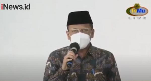 Video Muhammadiyah Tetapkan Idul Fitri 1442 H Jatuh pada 13 Mei 2021