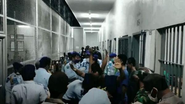 Terlibat Peredaran Narkoba Jaringan Lapas, 11 Sipir Penjara di Sumut Dipecat