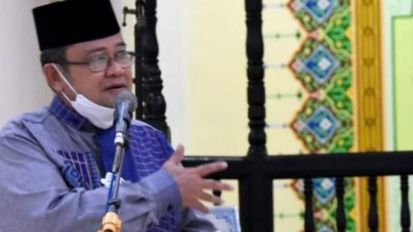 Bupati Gorontalo Utara Pastikan Salat Idul Fitri di Masjid Terapkan Prokes