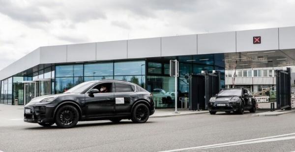 Mobil Porsche Macan Listrik Diuji Jalan Sejauh 3 Juta Km