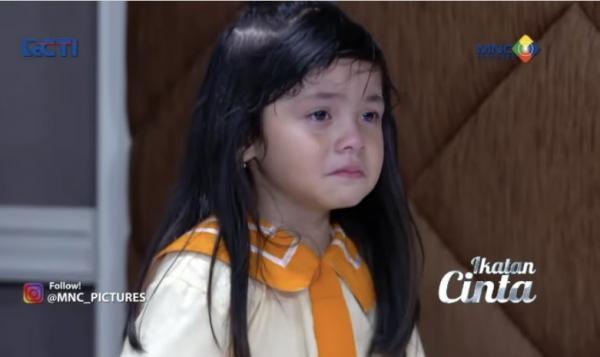 Sinopsis Ikatan Cinta Malam Ini Episode ke-268, Reyna Akhirnya Mau Dekat Aldebaran Lagi