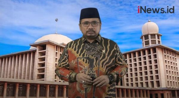 Video Menag Sampaikan Imbauan untuk Rayakan Idul Fitri 1442 H di Rumah Saja