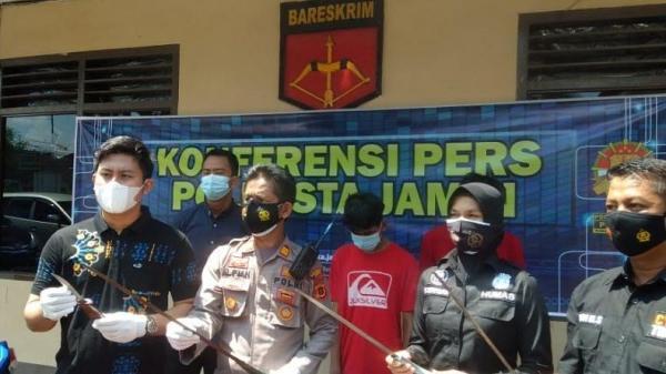 Terungkap, Pembacokan Mahasiswa di Jambi Ternyata Korban Salah Sasaran