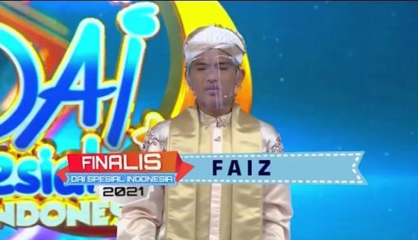 Gubernur Riau : Dukung Faiz Jadi Juara DAI Spesial Indonesia 2021!