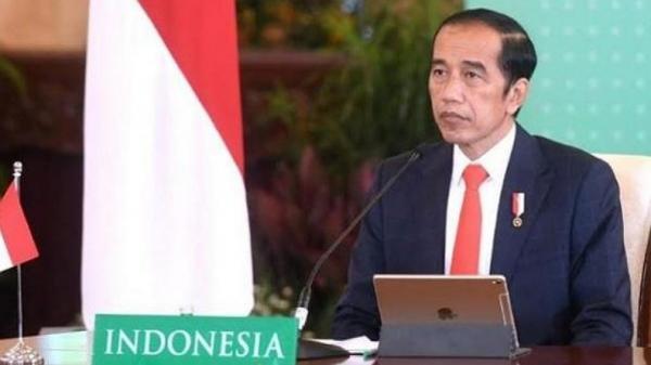Ucapkan Idul Fitri dan Kenaikan Isa Almasih, Jokowi : Semoga Wabah Segera Sirna