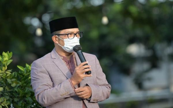 Minta Maaf kepada Seluruh Kepala Daerah di Jabar, Ridwan Kamil Titip Pesan Ini