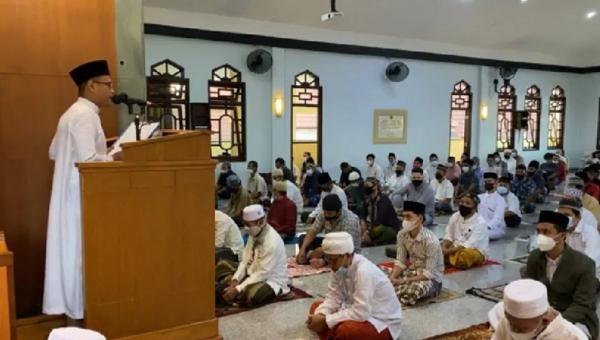 Hormati Umat Islam yang Salat Id, Ibadah Hari Kenaikan Isa Almasih di Badung Digelar Sore