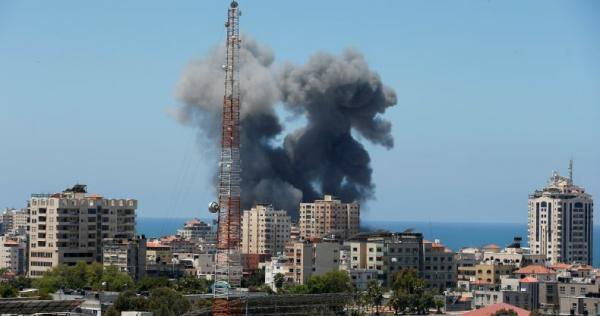 Israel Terus Bombardir Gaza, 109 Warga Meninggal Termasuk 29 Anak-Anak
