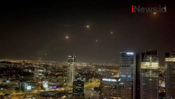 Iron Dome, Perisai Udara Pelindung Israel