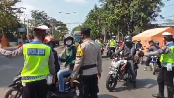 Tak Bawa Bukti Negatif Covid-19, Jangan Coba-coba Lewat Pantura Cirebon