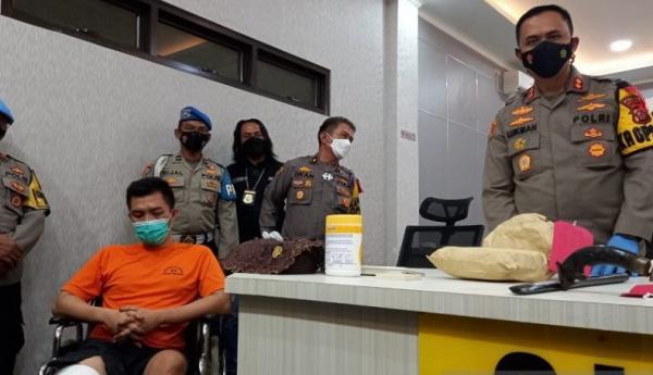 Bunuh Korban Secara Sadis, Mahasiswa di Sukabumi Terancam Hukuman Mati