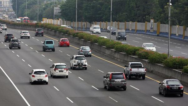 95.000 Kendaraan Masuk Jakarta