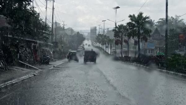 BMKG: Beberapa Wilayah di Sulut masih Diguyur Hujan