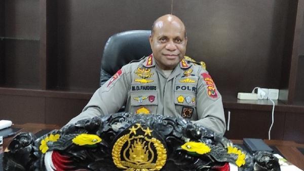 Polda Papua Siap Rekrut Atlet PON Berprestasi, Kapolda: Mereka Tetap Bisa Berlatih