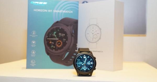 Oase Horizon W1, Smartwatch dengan Fitur Kesehatan di Bawah Rp1 Juta