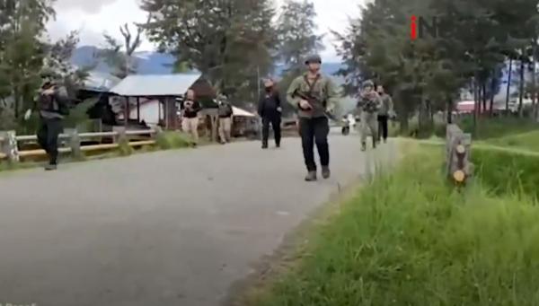Video Situasi di Puncak Papua Kondusif, Warga Beraktivitas Normal