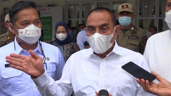 Edy Rahmayadi Perpanjang PPKM di Sumut hingga 28 Juni Mendatang