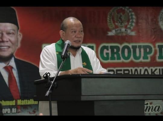 Kejar Pajak Netflix-Zoom, Ketua DPD Dorong Bikin PP Terkait Pemungutan Pajak