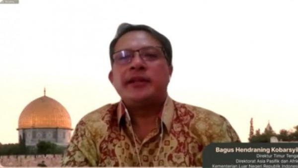 Kemenlu Pastikan Dukungan Indonesia ke Palestina Amanat Konstitusi
