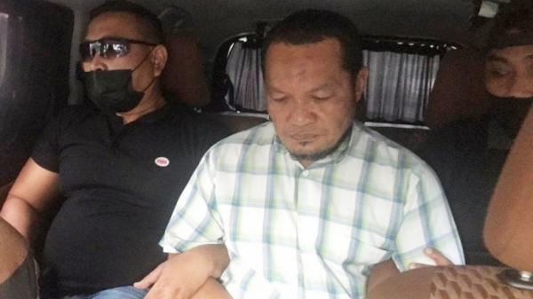 Buronan Kasus Korupsi Pembangunan Rumah KAT Ditangkap Kejati Gorontalo