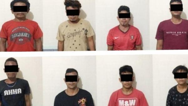 Polisi Bekuk Komplotan Pencuri Baterai Tower Ponsel di 2 TKP di Talaud