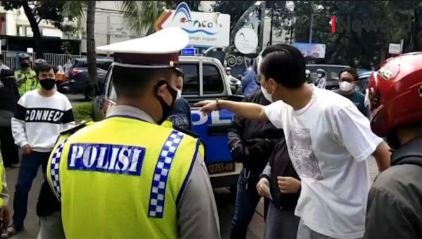 Video Pengunjung Ancol Protes Tak Bisa Masuk akibat Skema Buka Tutup