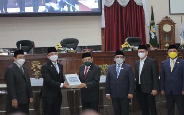 Pemprov Banten Kembali Raih Opini WTP dari BPK