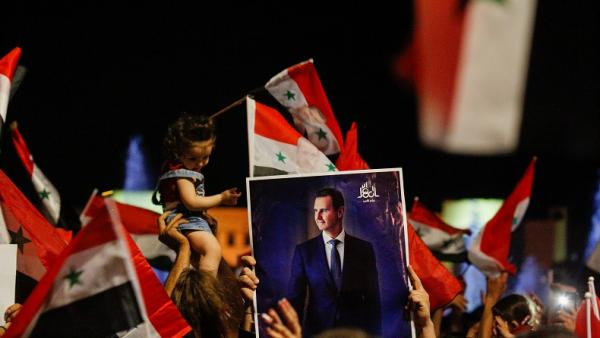 Menang Pemilu, Bashar Al Assad Jadi Presiden Suriah Ke-4 Kali