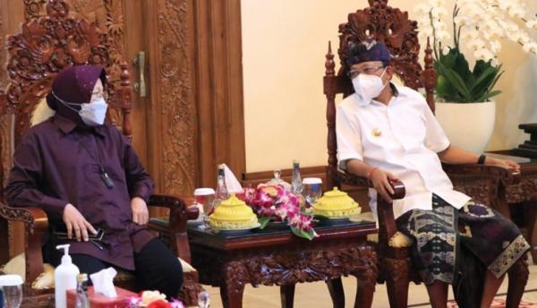 Mensos Risma Beri Sinyal Raja Klungkung Bali Jadi Pahlawan Nasional