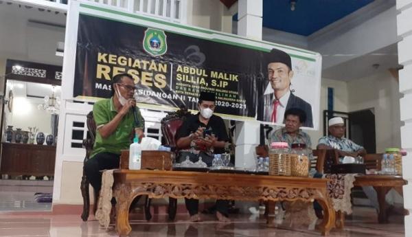 Mengadu ke Anggota DPRD, Kader Posyandu Malut Minta Tambah Insentif