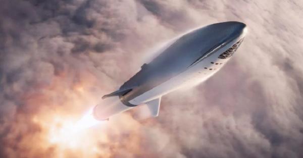 SpaceX Ubah Kilang Minyak Jadi Landasan Peluncuran Roket Starship