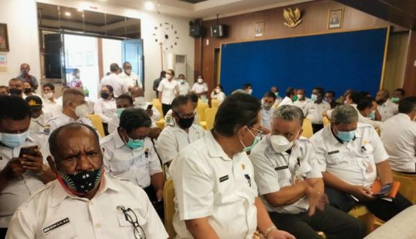 BKN Sebut ASN Papua Barat Malas Ngantor