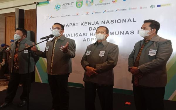 Ridwan Kamil: Dana Bagi Hasil Migas Bermasalah, Pemerintah Pusat Harus Transparan
