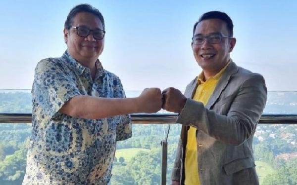 Eddy Sukardi Uwak dari Airlangga Hartarto Diabadikan sebagai Nama Jalan di Sukabumi