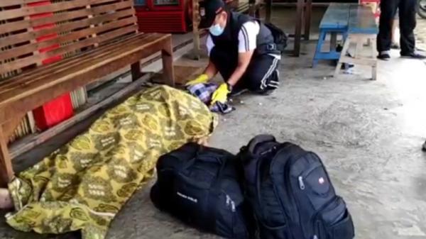Pria di Lampung Tewas di Depan Warteg Usai Pesan Mi Instan dan Teh