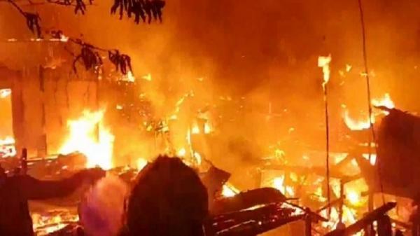 Kronologi Kebakaran di Balikpapan Hanguskan Puluhan Rumah dan Tewaskan 1 Orang