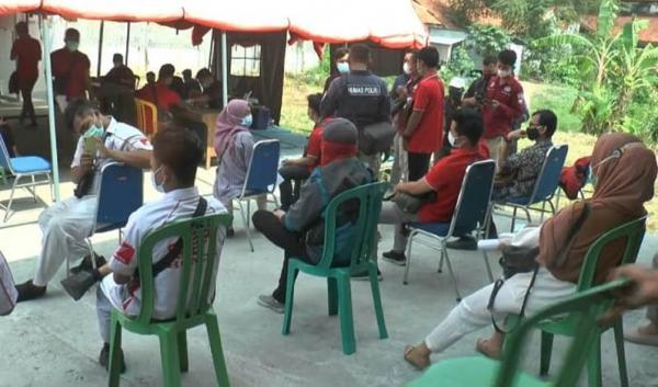 Kasus Covid-19 Menyebar di Jateng, Pemkab Batang Percepat Vaksinasi