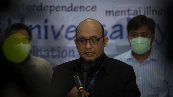 Novel Baswedan Serahkan Dokumen Tambahan Pelanggaran HAM dalam Proses TWK