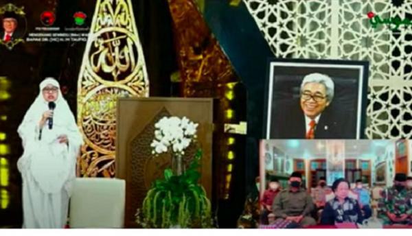 Megawati, Said Aqil hingga Haedar Nashir Hadiri Haul Sewindu Wafatnya Taufiq Kiemas