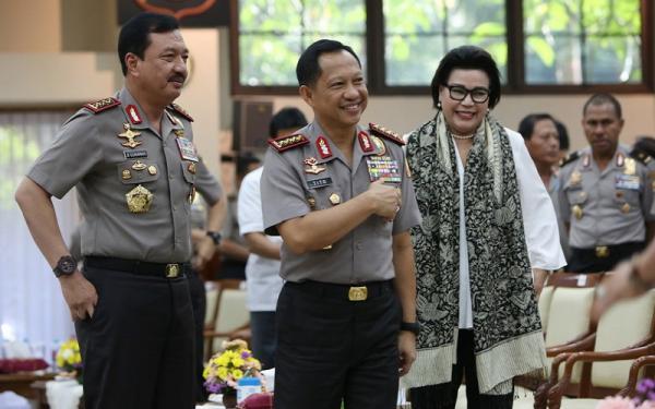 Jenderal Purnawirawan Kelahiran Palembang Ini Berpeluang Maju Capres 2024