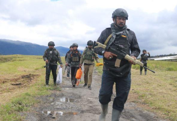 Ini Identitas 3 KKB Papua yang Ditembak Satgas Nemangkawi di Ilaga