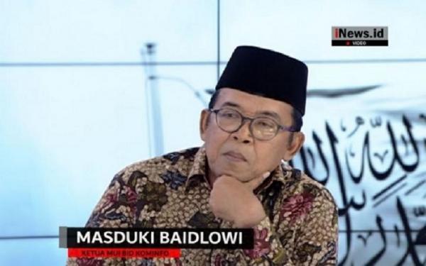 Soal KH Ma'ruf Amin Bicara Dana Haji untuk Investasi, Ini Penjelasan Jubir Wapres