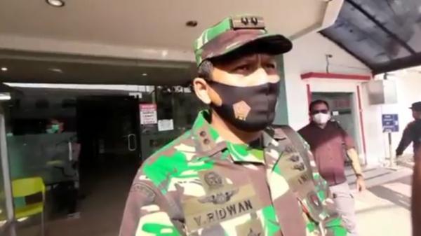 Terungkap! Bukan Ditembak OTK, Prajurit TNI di Lampung Tertembak Senjata Sendiri