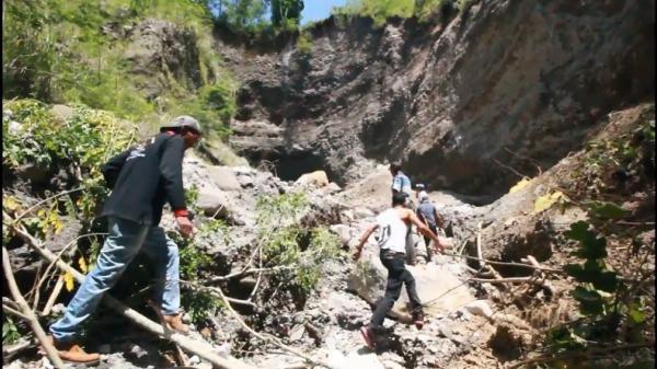 Kebun Kopi dan Kayu Manis Milik Warga di Aceh Tengah Tertimbun Longsor