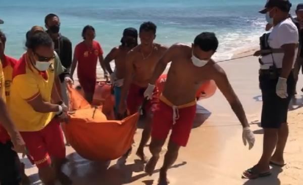 Diduga Bunuh Diri, Perempuan Ditemukan Tewas di Tebing Sunset Point Uluwatu
