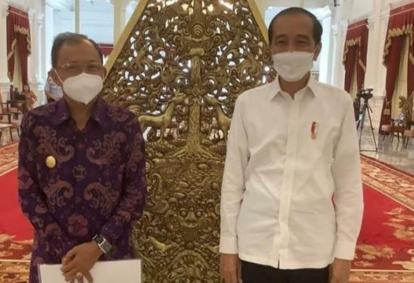 Gubernur Koster Minta Presiden Jokowi Kunjungan Wisman di Bali Bisa Dibuka Juli