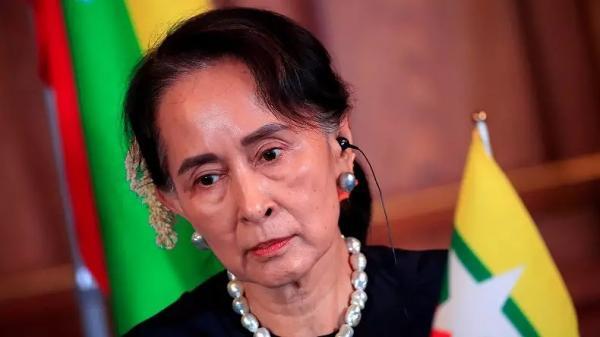 Dituduh Korupsi, Aung San Suu Kyi Terancam 15 Tahun Penjara