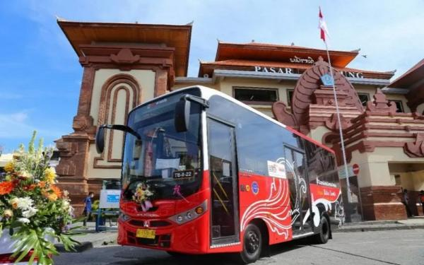 Trans Musi Akan Operasikan Bus Listrik di Palembang